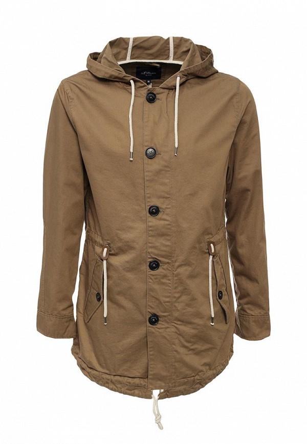 Утепленная куртка s.Oliver Denim (с.Оливер Деним) 47.601.51.3481