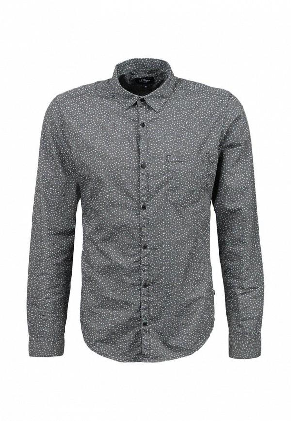 Рубашка с длинным рукавом s.Oliver Denim (с.Оливер Деним) 40.601.21.5496