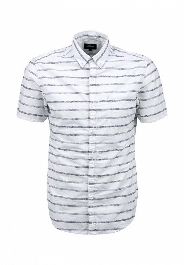 Рубашка с коротким рукавом s.Oliver Denim (с.Оливер Деним) 40.603.22.2561