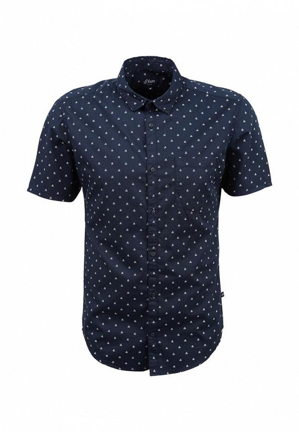 Рубашка с коротким рукавом s.Oliver Denim (с.Оливер Деним) 40.604.22.5845