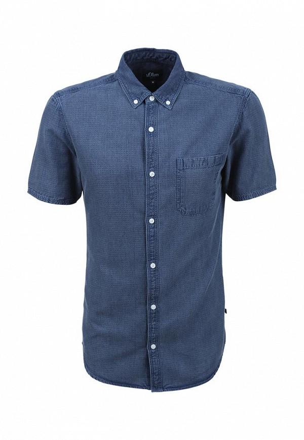 Рубашка джинсовая s.Oliver Denim 40.604.22.2517