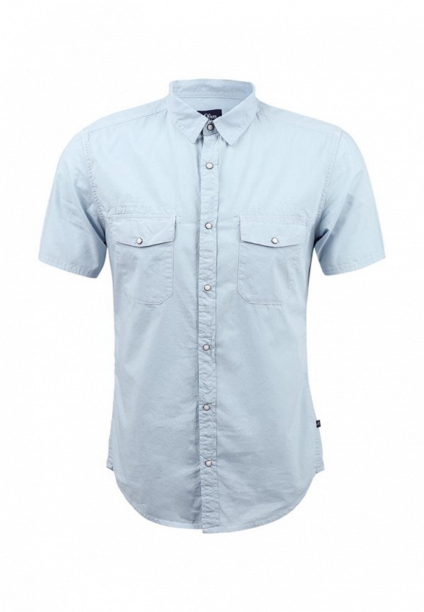 Рубашка с коротким рукавом s.Oliver Denim (с.Оливер Деним) 40.604.22.5436