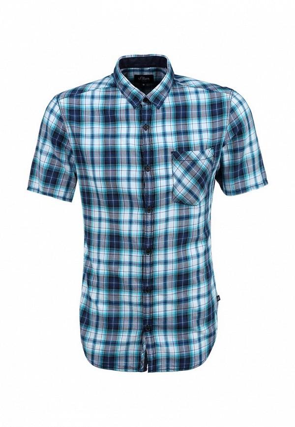 Рубашка с коротким рукавом s.Oliver Denim (с.Оливер Деним) 40.603.22.2505
