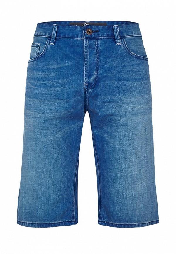 Мужские джинсовые шорты s.Oliver Denim (с.Оливер Деним) 47.604.72.6919