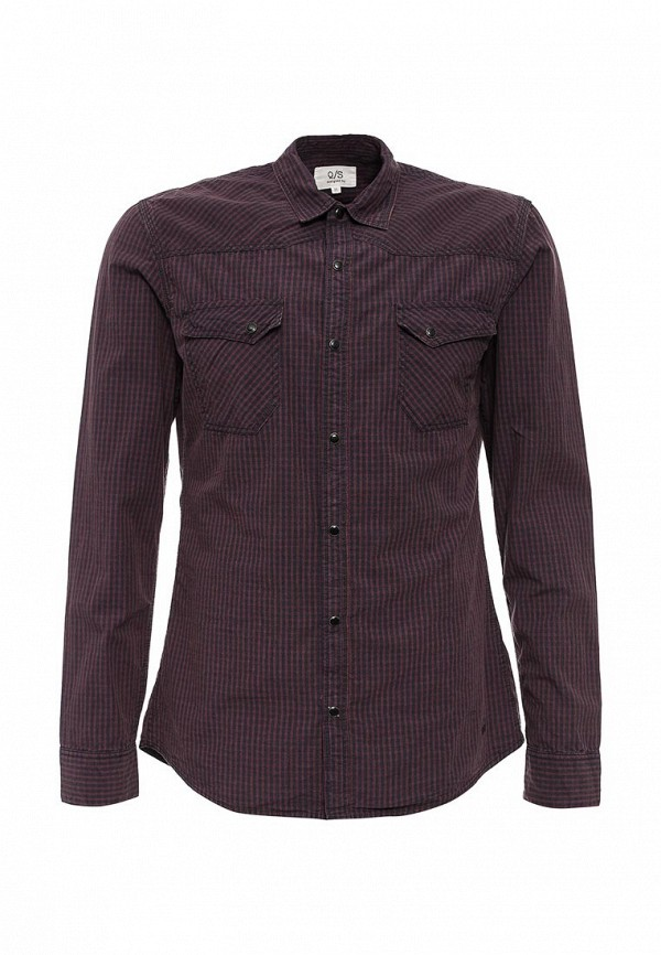 Рубашка с длинным рукавом Q/S designed by 40.607.21.5880