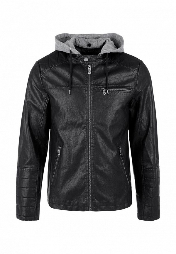 Кожаная куртка Q/S designed by 47.702.51.3508