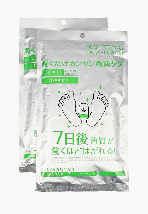 Купить Носки для педикюра Sosu, мужские с ароматом зеленого чая, 2 пары, SO029LMLQU31, Весна-лето 2018