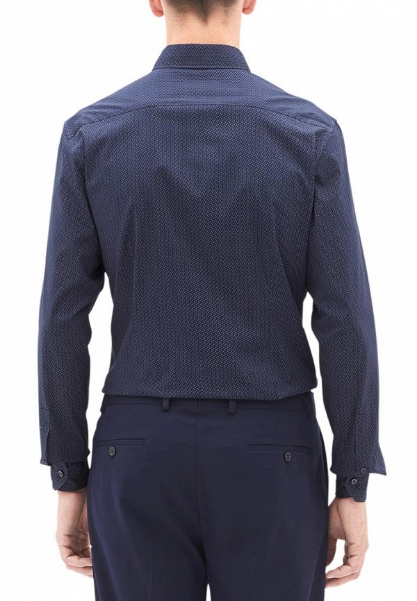 Рубашка s.Oliver Black Label s.Oliver Black Label SO035EMWNC29 black