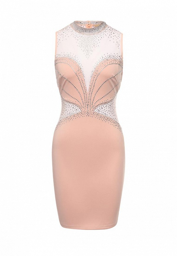 Платье-мини Soky & Soka 16518
