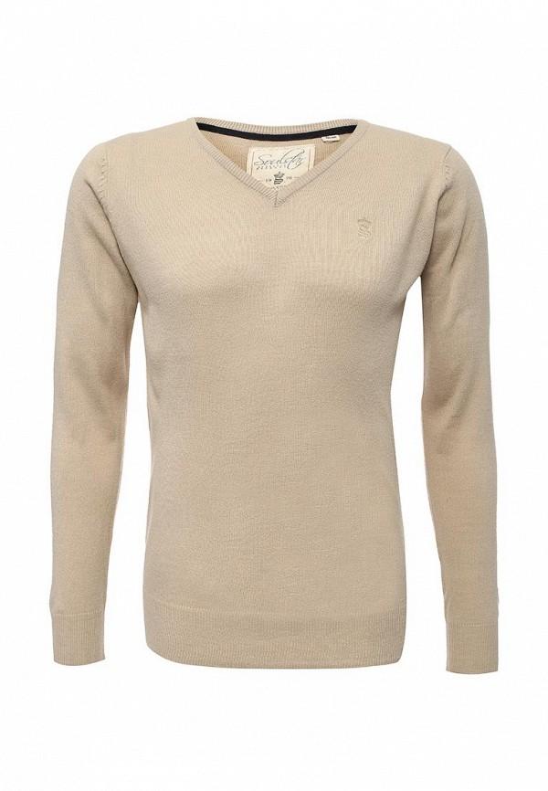 Пуловер Soulstar Soulstar SO041EMXMM99 смк милтон 041 08 3х 3023 бежевый
