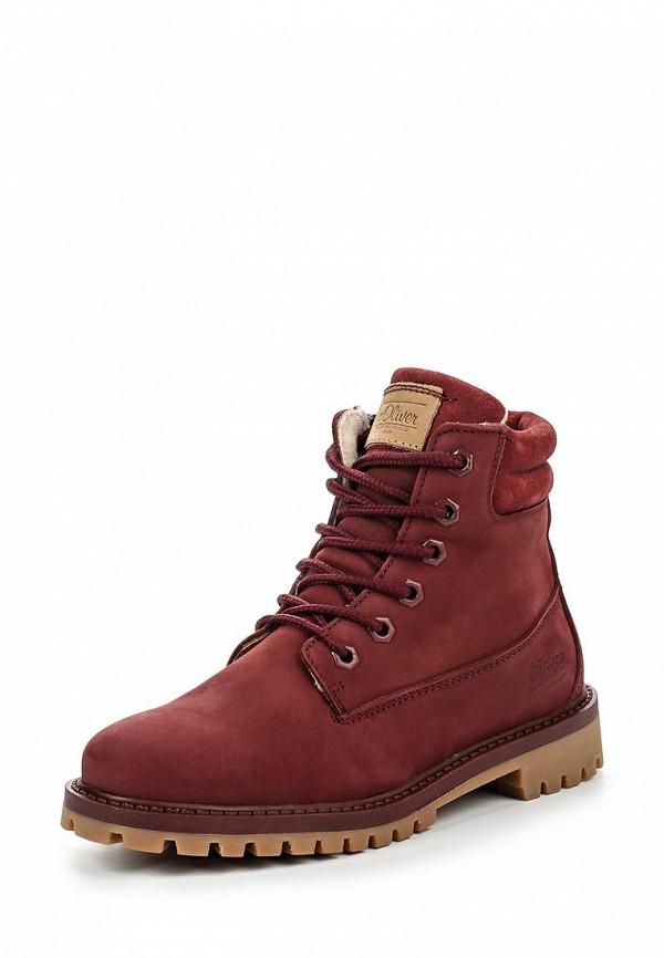 Ботинки для мальчиков s.Oliver (с.Оливер) 5-5-45109-37-506