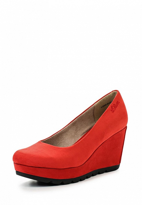 Женские туфли s.Oliver (с.Оливер) 5-5-22428-26-533