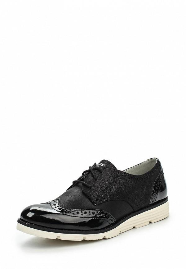 Женские ботинки s.Oliver (с.Оливер) 5-5-23623-26-098