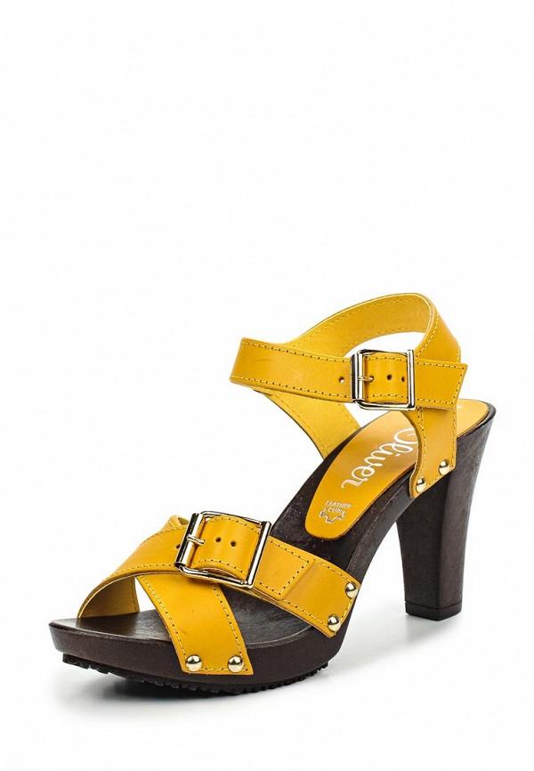 Босоножки на каблуке s.Oliver (с.Оливер) 5-5-28301-26-602
