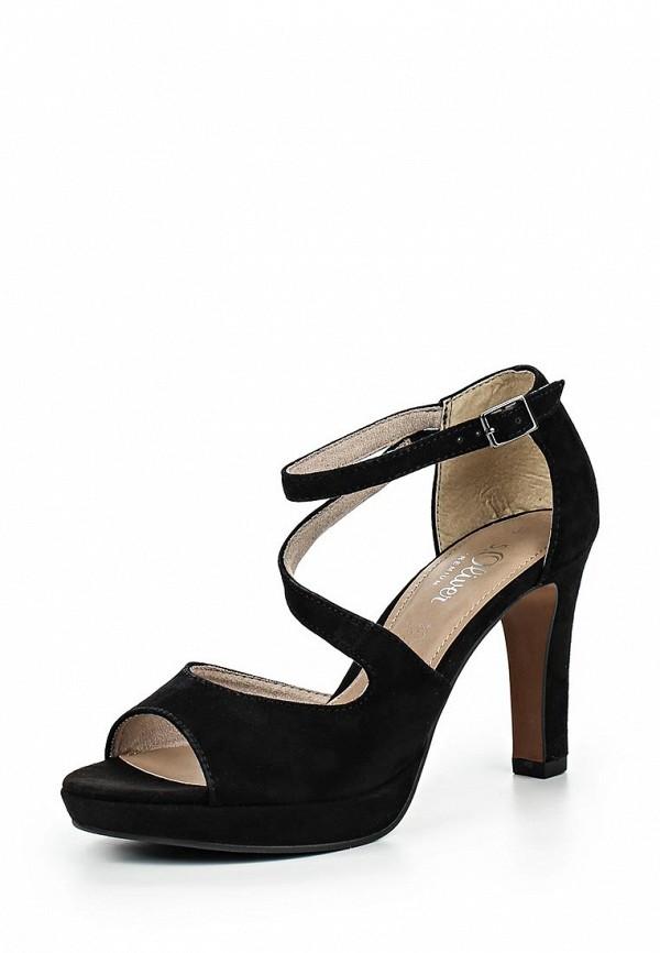 Босоножки на каблуке s.Oliver (с.Оливер) 5-5-28323-26-001