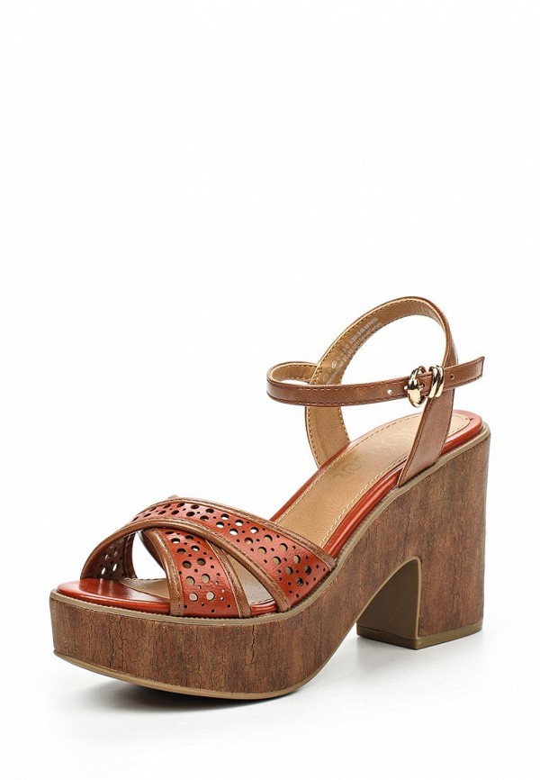 Босоножки на каблуке s.Oliver (с.Оливер) 5-5-28333-26-598