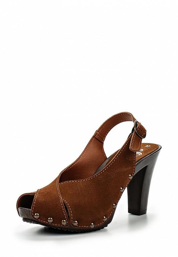 Босоножки на каблуке s.Oliver (с.Оливер) 5-5-28337-26-305
