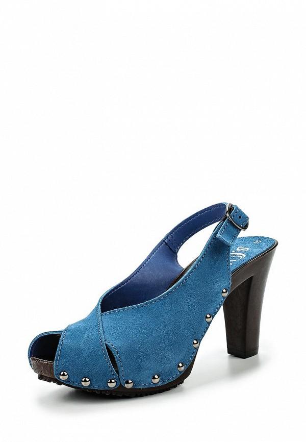 Босоножки на каблуке s.Oliver (с.Оливер) 5-5-28337-26-802