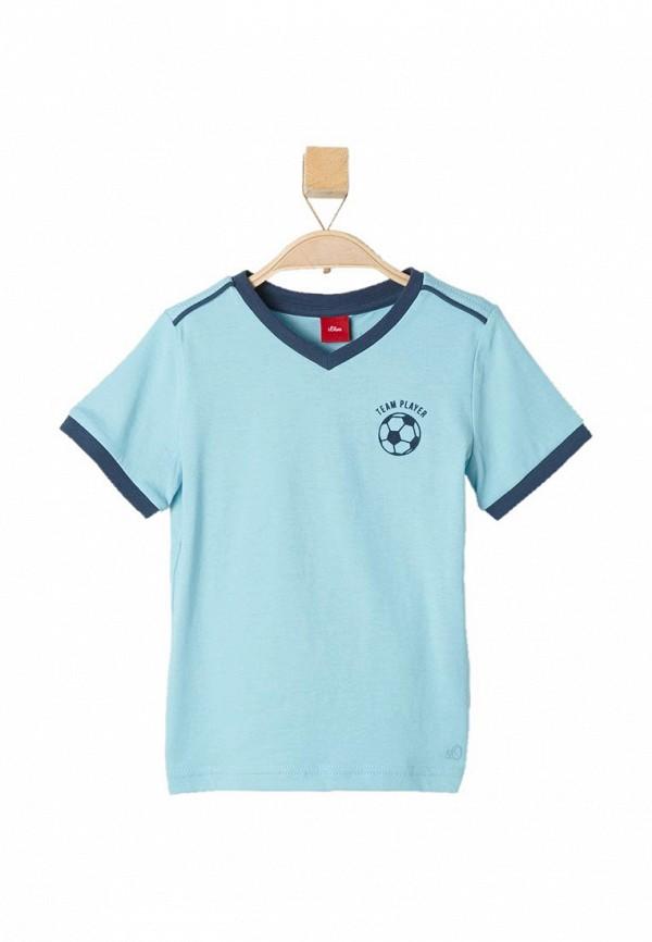Футболка с коротким рукавом s.Oliver (с.Оливер) 63.603.32.7902