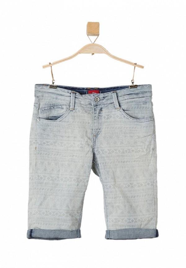 Шорты джинсовые s.Oliver 61.603.72.3272