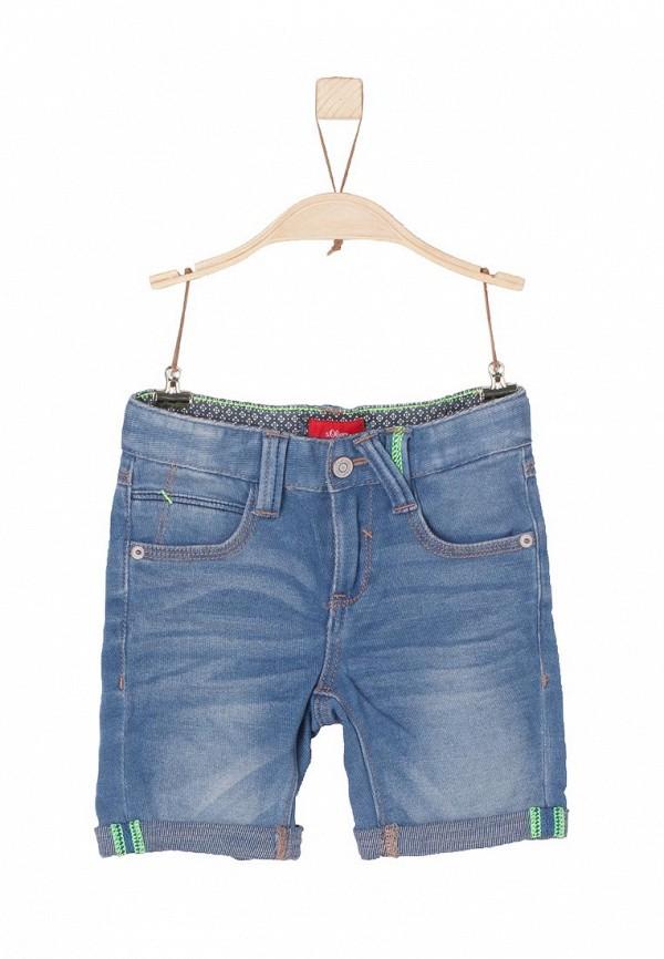 Шорты джинсовые s.Oliver 63.703.72.5380