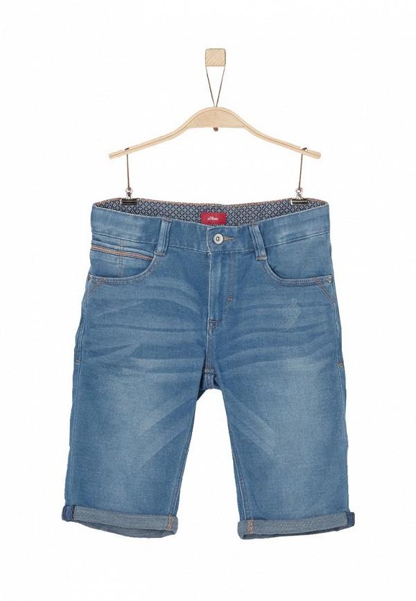 Шорты джинсовые s.Oliver 61.703.72.5378