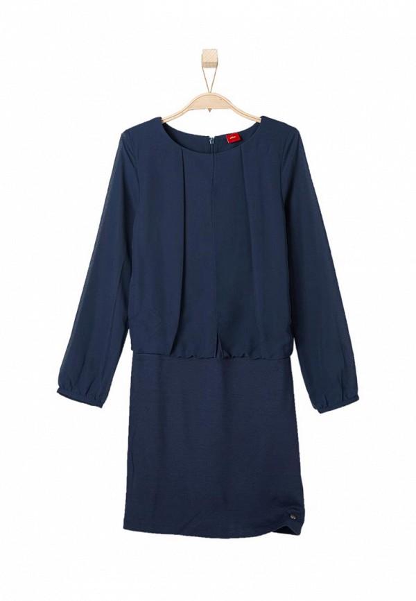 Повседневное платье s.Oliver (с.Оливер) 66.601.82.2452