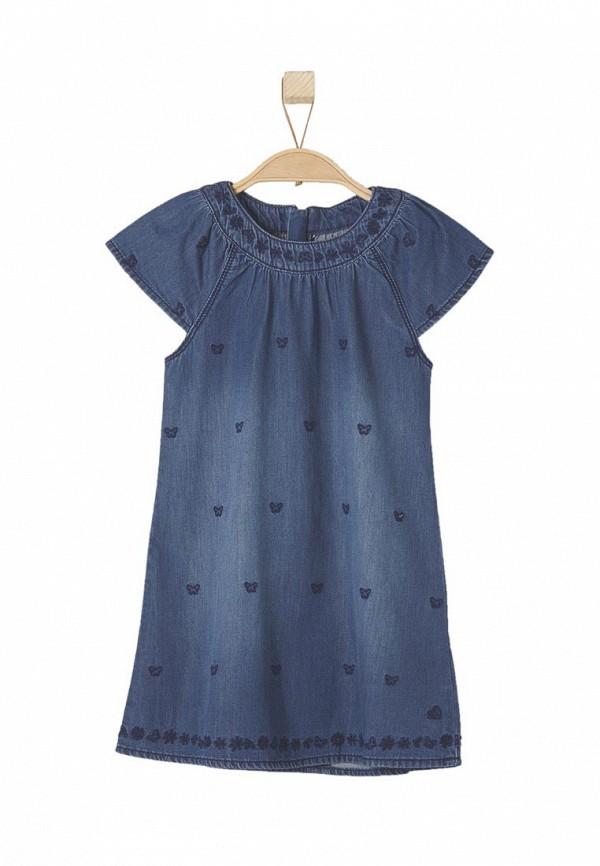 Повседневное платье s.Oliver (с.Оливер) 53.603.82.2448