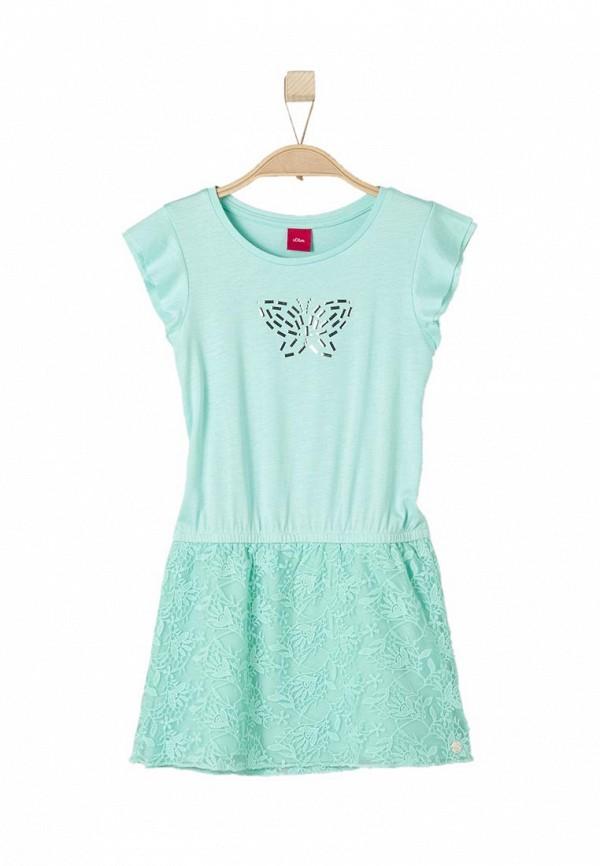 Повседневное платье s.Oliver (с.Оливер) 53.603.82.2476
