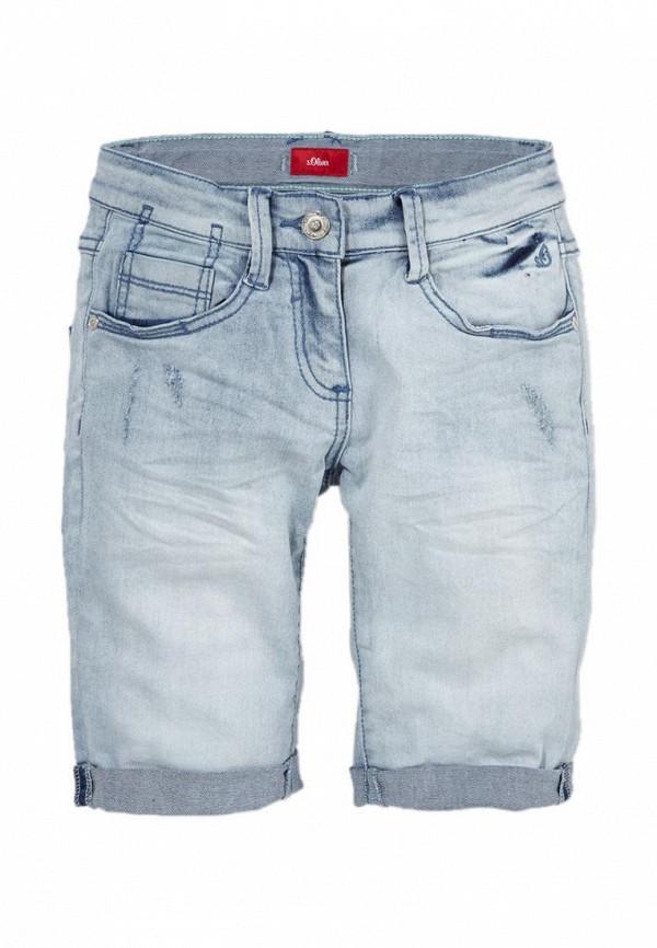 Шорты джинсовые s.Oliver 66.603.72.3324