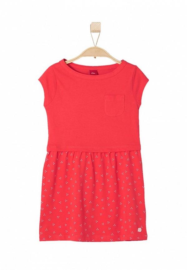 Повседневное платье s.Oliver (с.Оливер) 53.602.82.2442