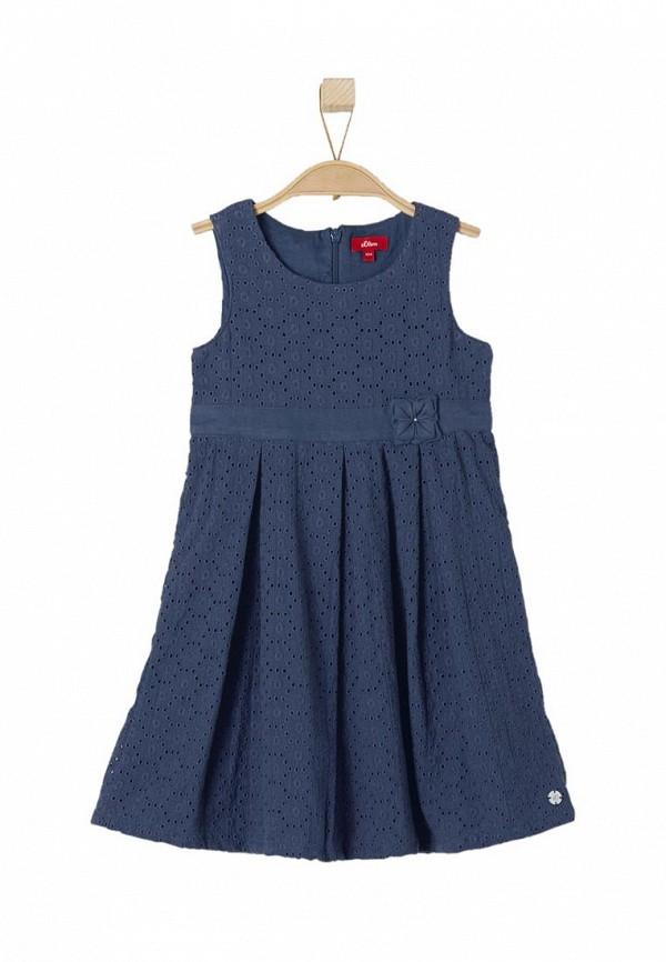 Повседневное платье s.Oliver (с.Оливер) 53.602.82.2431