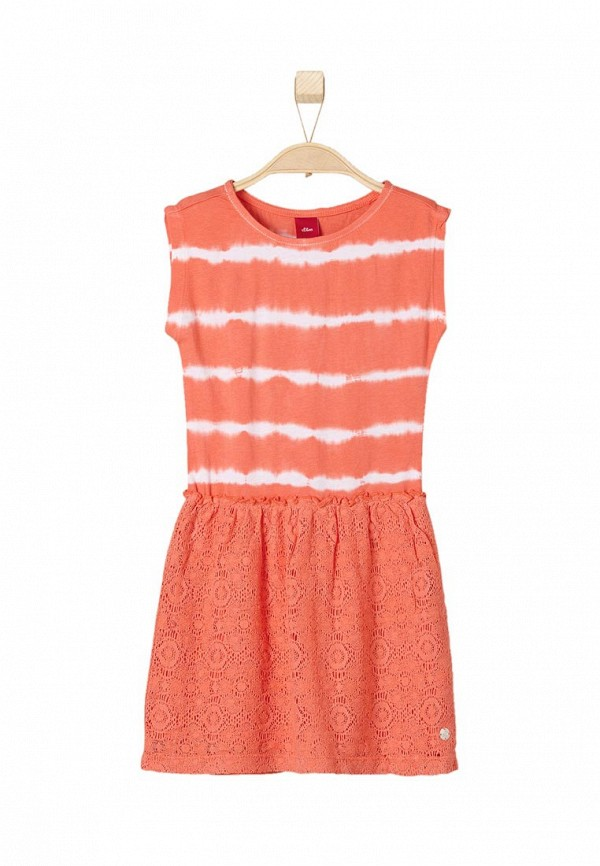 Повседневное платье s.Oliver (с.Оливер) 53.604.82.2510