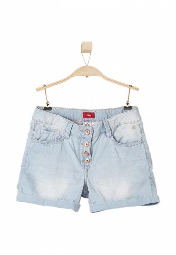 Шорты джинсовые s.Oliver 66.604.72.3302