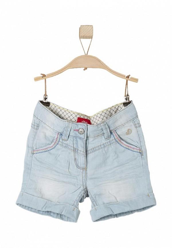 Шорты джинсовые s.Oliver 53.604.72.3277