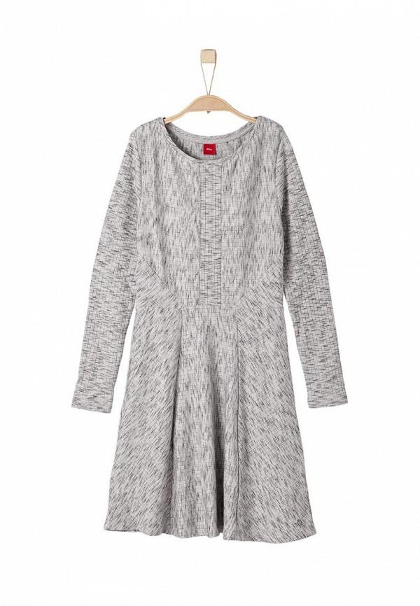 Платье s.Oliver 66.608.82.2556