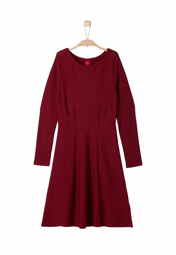 Повседневное платье s.Oliver (с.Оливер) 66.608.82.2556