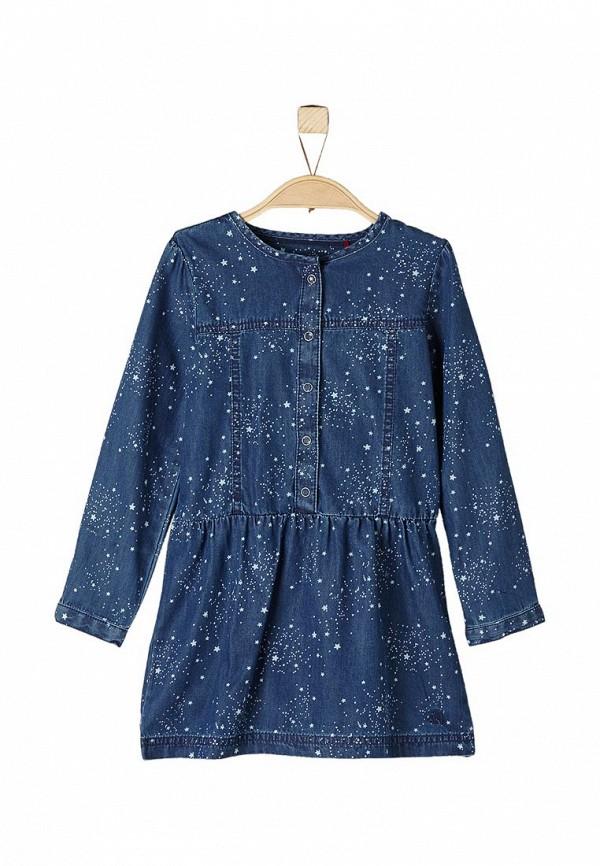 Повседневное платье s.Oliver (с.Оливер) 53.609.82.2593
