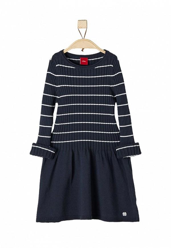 Повседневное платье s.Oliver (с.Оливер) 53.609.82.2521
