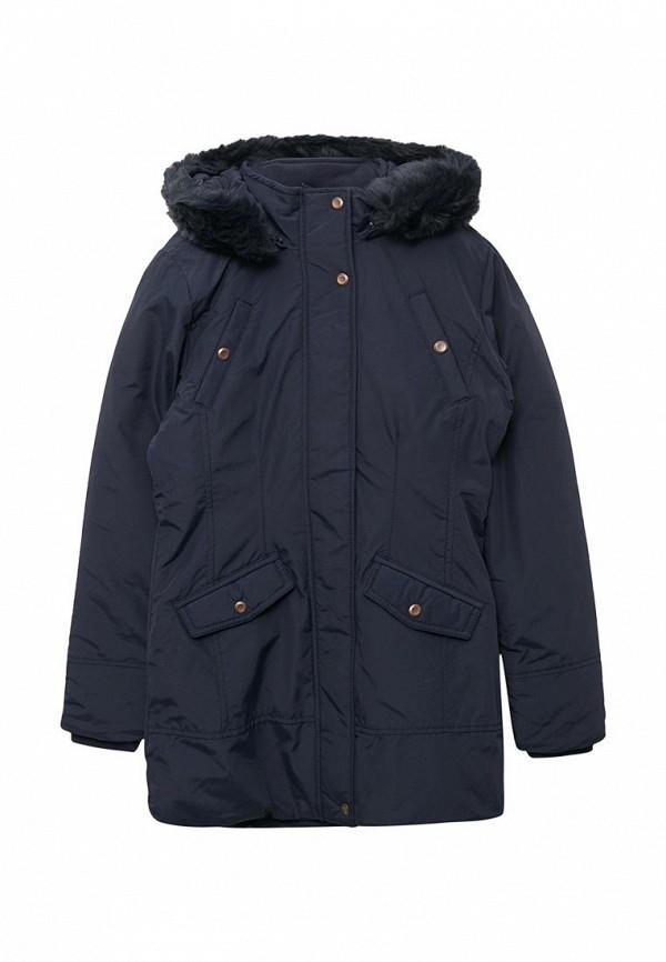 Фото - Куртку утепленная s.Oliver синего цвета
