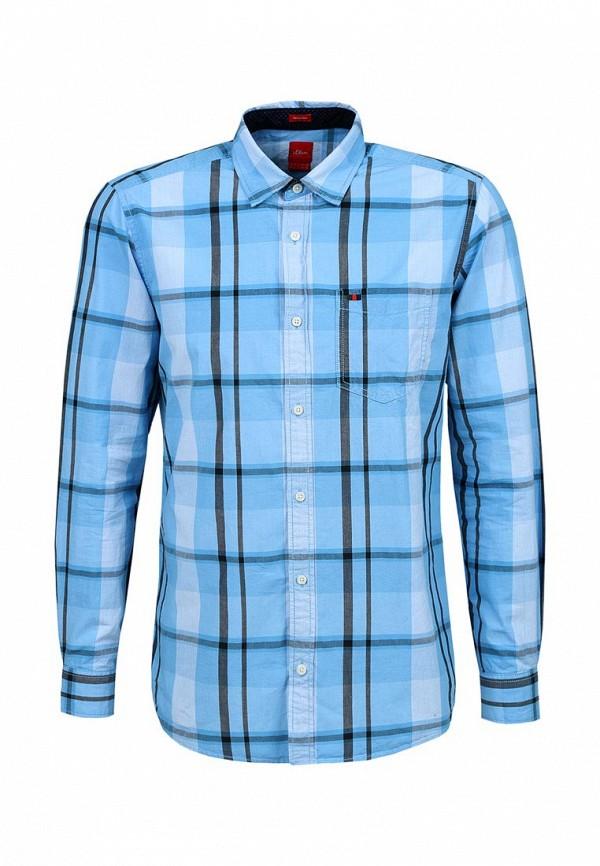 Рубашка с длинным рукавом s.Oliver (с.Оливер) 13.601.21.6187