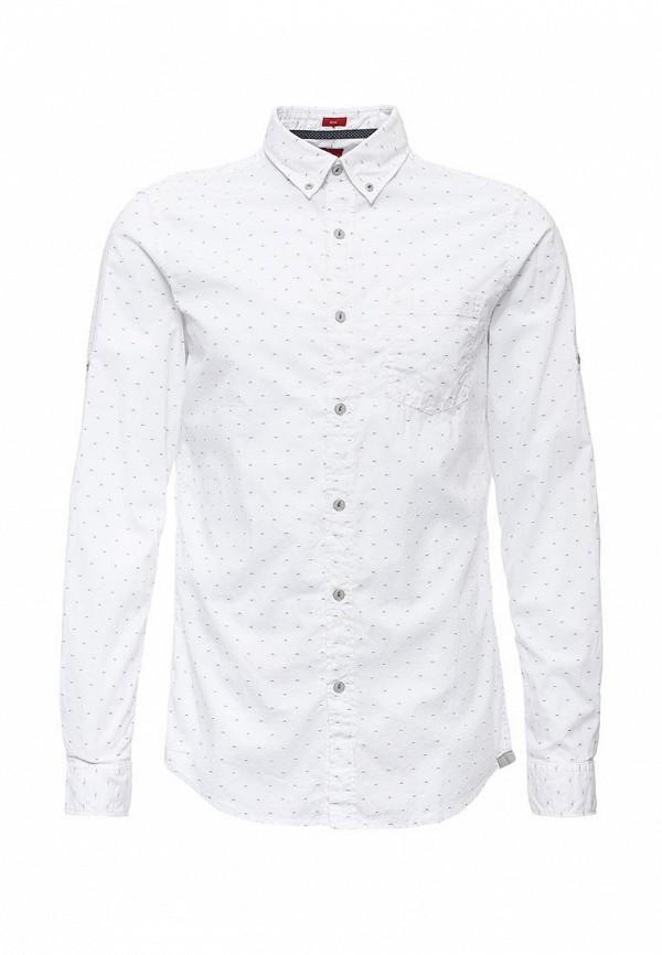 Рубашка с длинным рукавом s.Oliver (с.Оливер) 13.602.21.4834