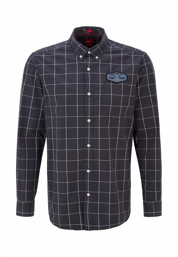 Рубашка с длинным рукавом s.Oliver (с.Оливер) 13.602.21.4841