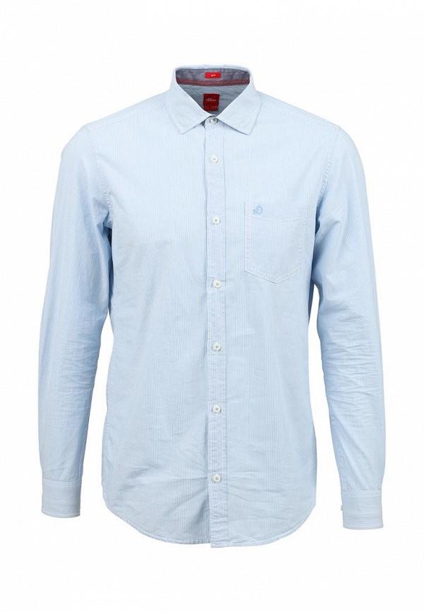 Рубашка с длинным рукавом s.Oliver (с.Оливер) 13.603.21.4866