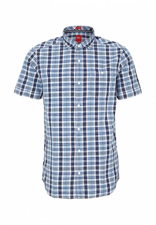 Рубашка с коротким рукавом s.Oliver (с.Оливер) 13.603.22.4845