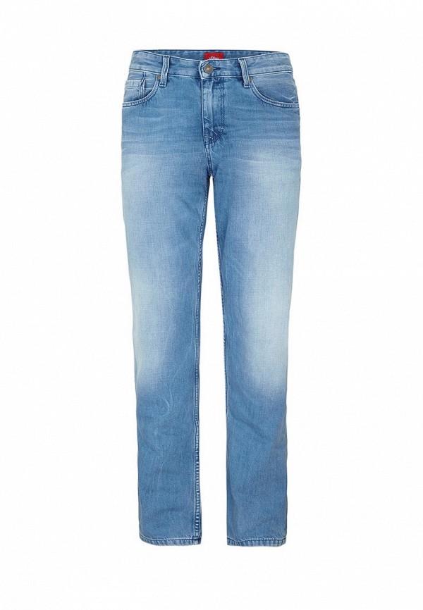 Мужские широкие и расклешенные джинсы s.Oliver (с.Оливер) 13.603.71.7677