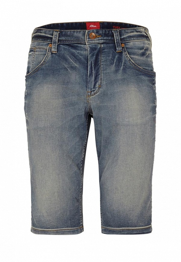 Мужские джинсовые шорты s.Oliver (с.Оливер) 13.603.72.2858