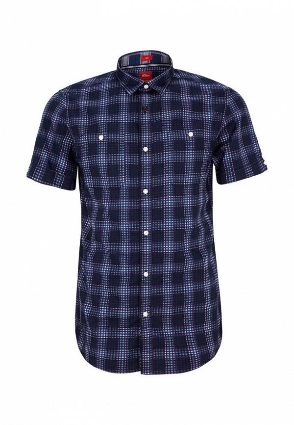 Рубашка с коротким рукавом s.Oliver (с.Оливер) 13.603.22.8302