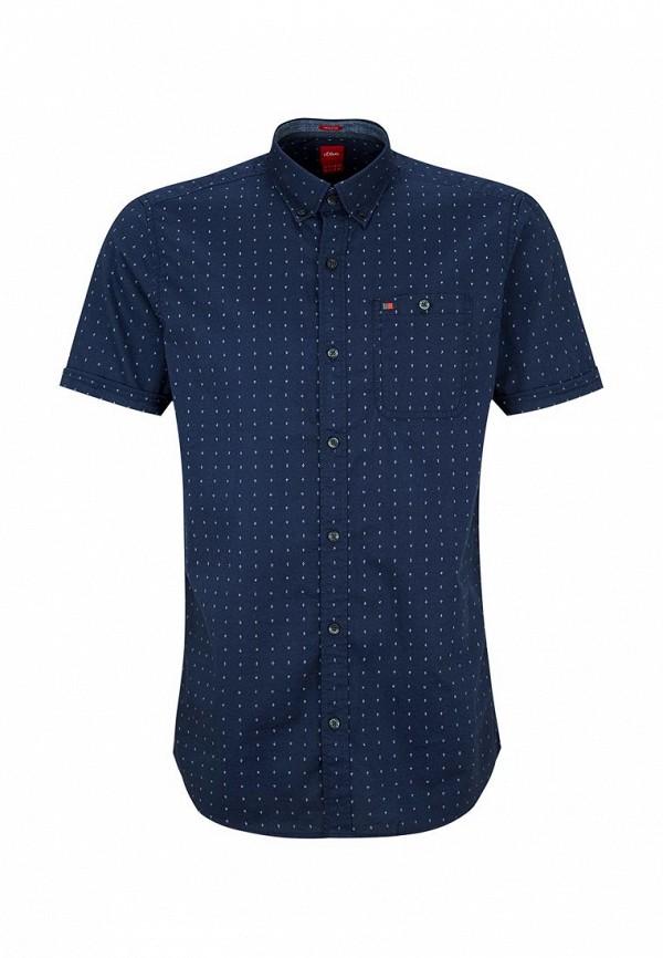 Рубашка с коротким рукавом s.Oliver (с.Оливер) 03.899.22.2469