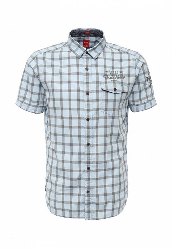 Рубашка с коротким рукавом s.Oliver (с.Оливер) 13.604.22.8307